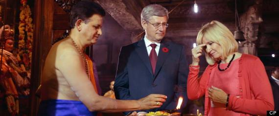 HARPER MARRIES AGAIN INDIA