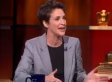Rachel Maddow On 'Colbert Report': Election Was Day 'When The Facts Have A Liberal Bias' (VIDEO)