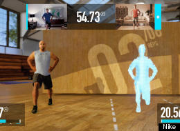 Nike+ Kinect Training Review: Home Exercise Comes Of Age?