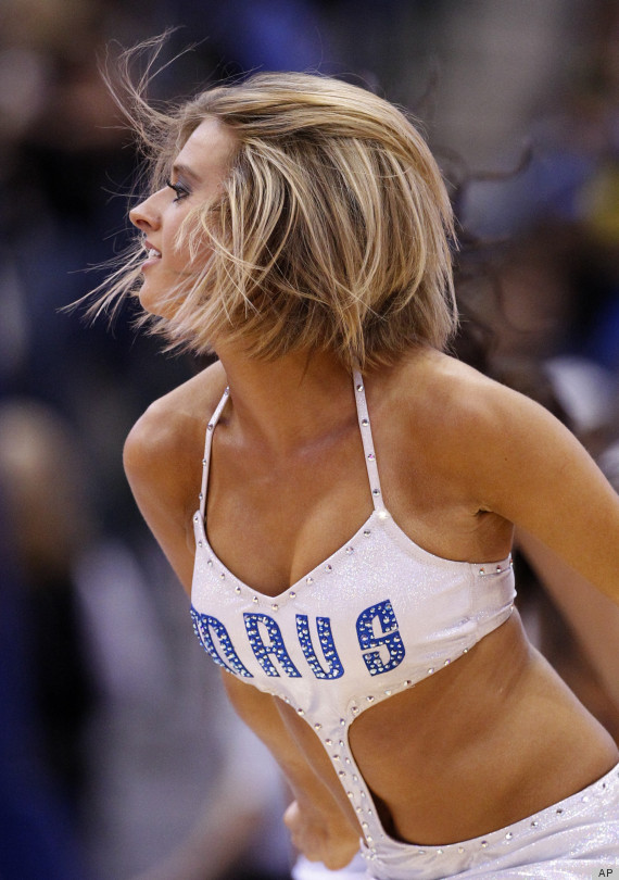 Images Dallas Mavericks Dancers Get Sexy New Uniforms, Are Now Practically Naked (PHOTOS) | HuffPost 3 dallas mavericks uniforms