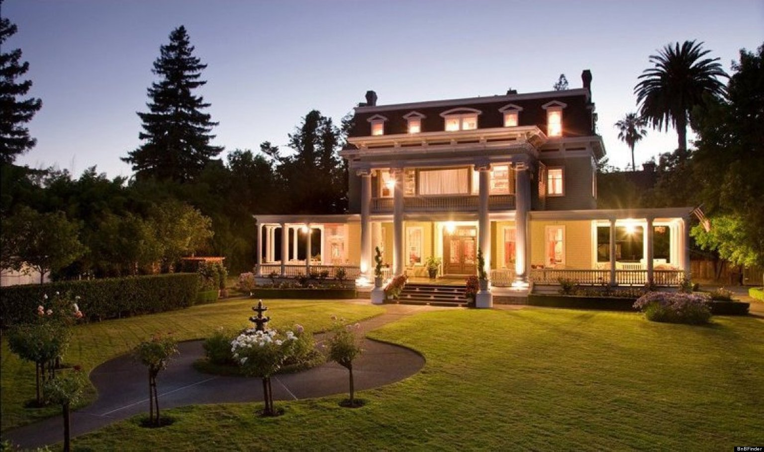 Bed And Breakfast Napa Wine Tour