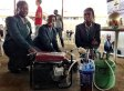 African Teenagers Develop Pee-Powered Generator, Debut Device At Nigerian Innovation Fair