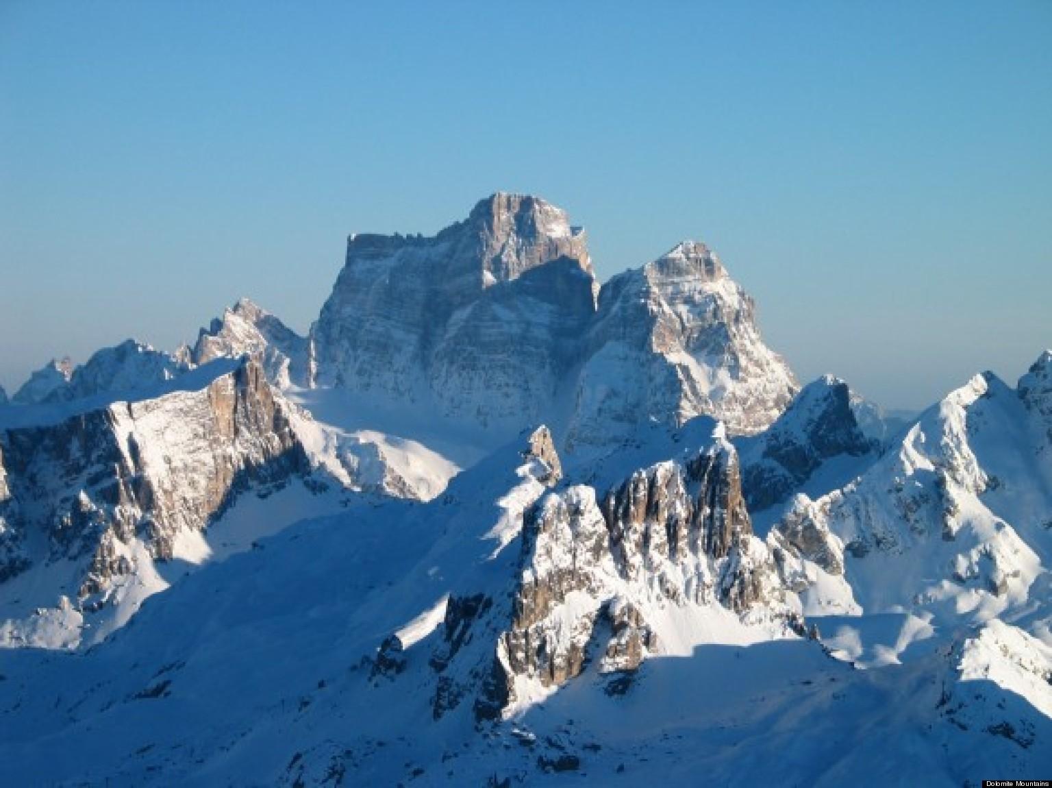 3 Unique Winter Experiences In The Italian Dolomites