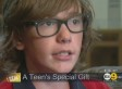 Joshua Neidorf, 13, Donates His Bar Mitzvah Money To Wounded Soldiers (VIDEO)
