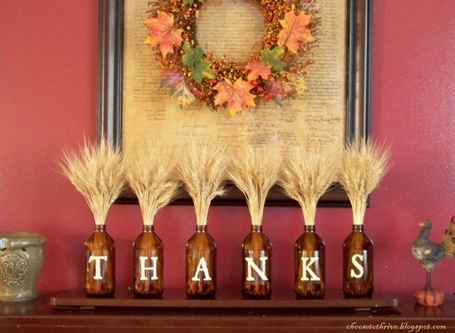 Thanksgiving Crafts Easy Decoration Idea Thats Hot On Pinterest