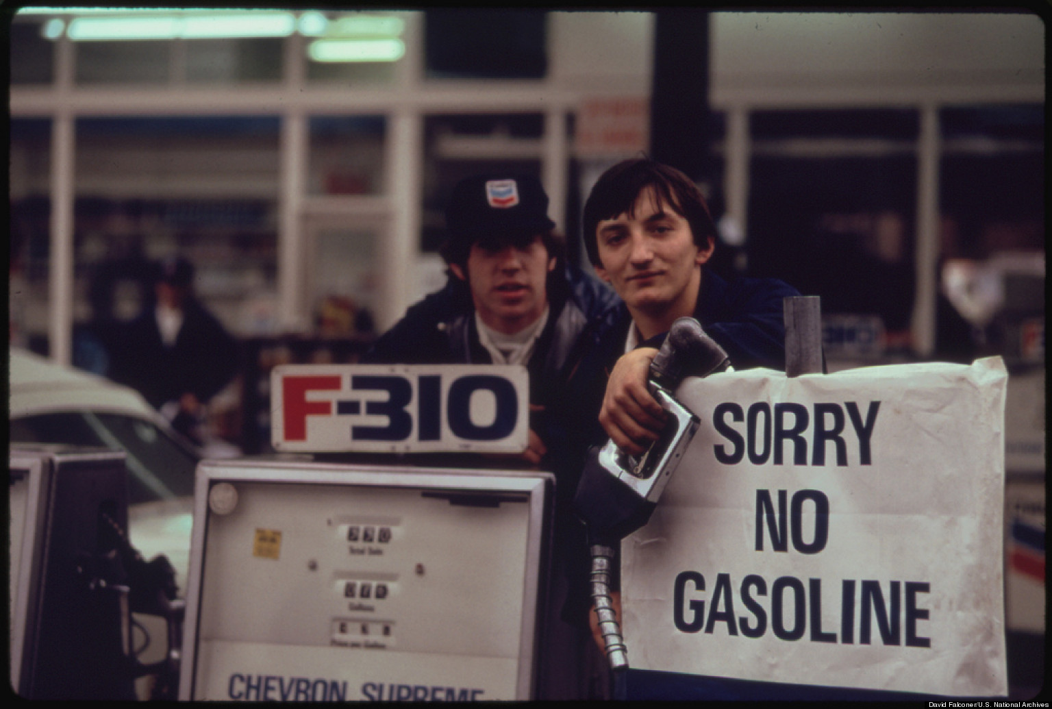 oil crisis The crisis had also given birth to jet fuel shortage at airports.