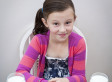 Holly Lindley, Girl With Glycogen Storage Disease, Drinks 6 Pints Of Milk A Day