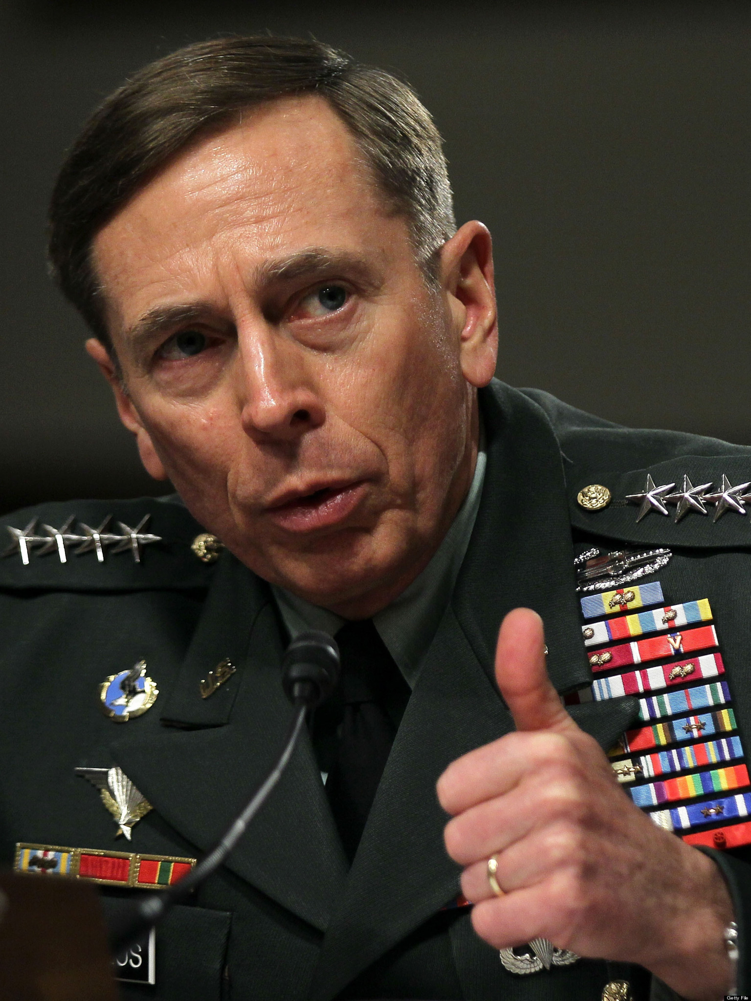 general david petraeus dissertation Army gen david h petraeus, then-commander of us central command, explains his leadership strategy during.