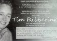 Tim Ribberink, Dutch Boy Who Committed Suicide After Being Bullied, Leaves Devastating Suicide Note