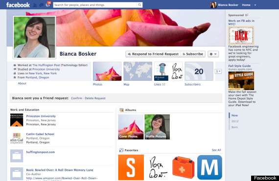 bianca bosker fake facebook