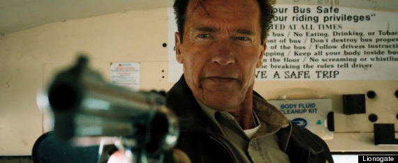 the last stand arnold