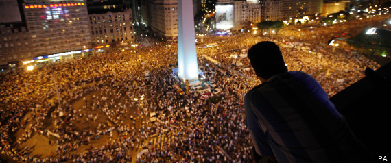 ARGENTINA PROTESTS