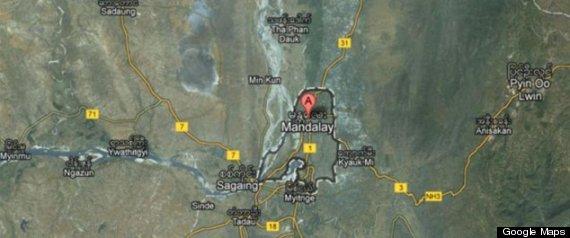 SEISME MYANMAR