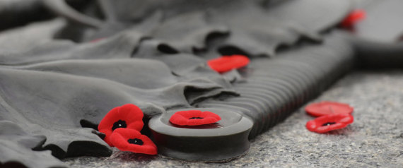 Remembrance Day Canada 2012