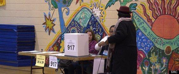 ELECTION RIVIERE DES PRAIRIES