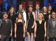 Anne Hathaway & 'SNL' Cast Spoof 'Les Miserables' Song 'One Day More' In Opening Monologue (VIDEO)