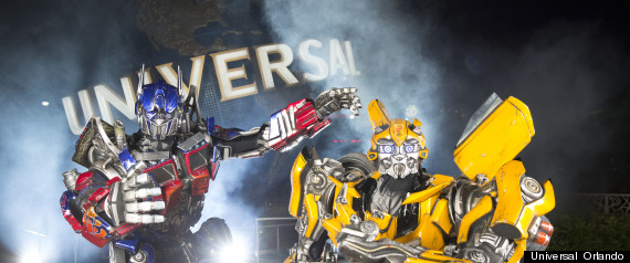 Transformers Coming To Uor