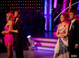 STRICTLY: Fern's Train Leaves The Station