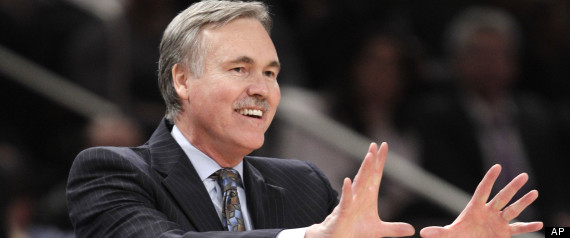 Mike D'Antoni, Lakers Agree To 4-Year Contract (Instead Of Phil Jackson)