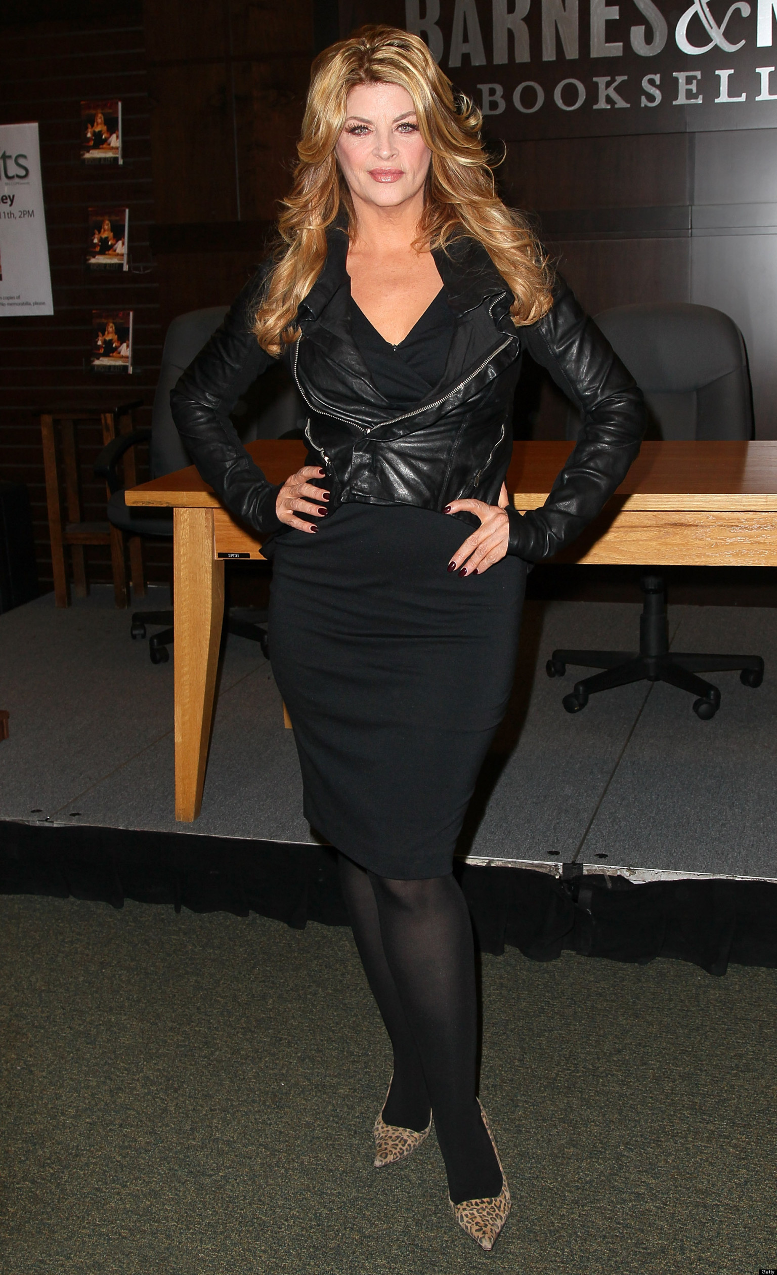 Kirstie Alley Weight Loss: Actress Flaunts Slim Figure At ...