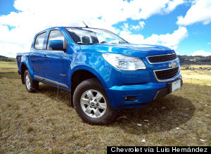chevrolet colorado 7 ok