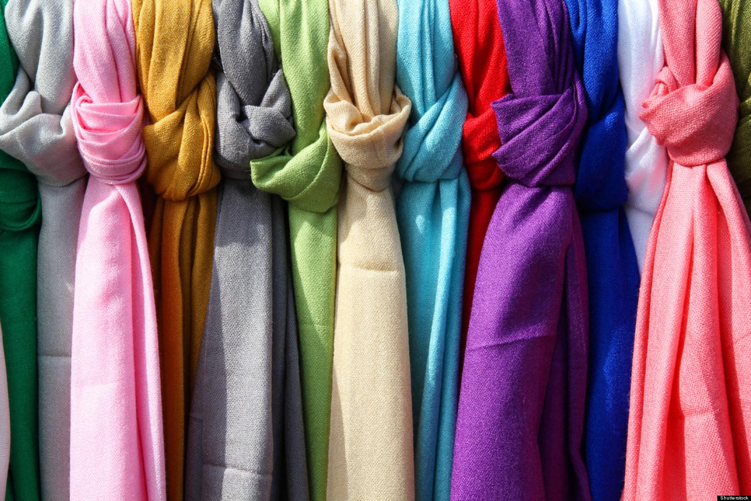 fall fashion 2012 25 ways to wear a scarf photos