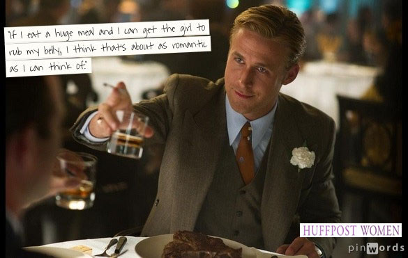 Great Job Funny Meme Ryan Gosling : Ryan gosling s most drool worthy moments her campus