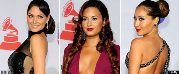 SEXIEST DRESSES LATIN GRAMMYS 2011