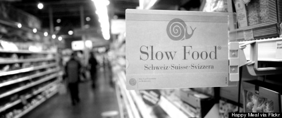 initiative slow food