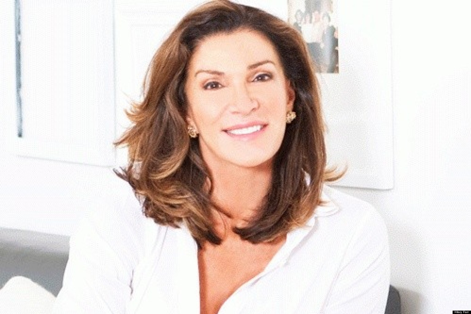 The gallery for --> Hilary Farr Family