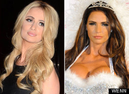 'Katie Price Has Been A Real Comfort'