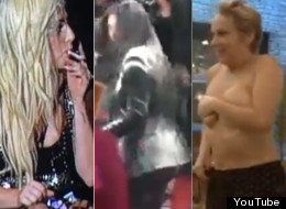 Top 20 'OMG' Celeb Moments Of 2012 (VIDEO)