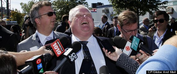 Rob Ford Libel Trial