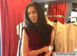 L'Wren Scott Doesn't Take Style Tips From Mick Jagger