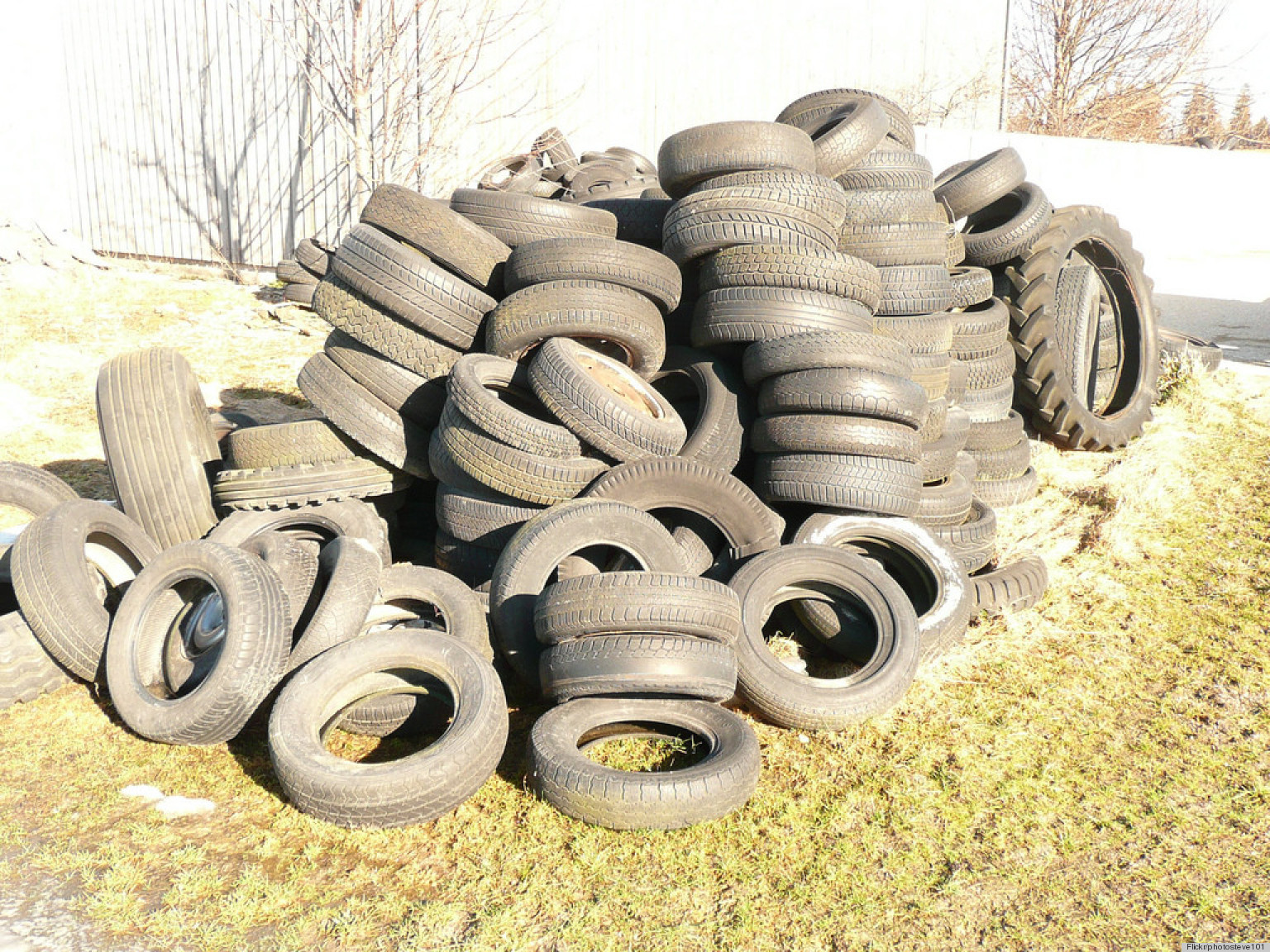 Repurposing ideas 5 new uses for car tires huffpost - What can you do with old tires ...