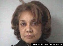 Amanda Davis was arrested under suspicion of DUI after she was