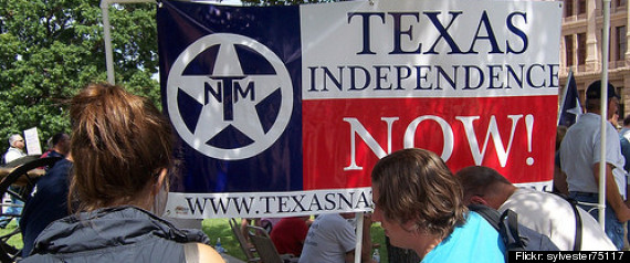 TEXAS SECESSION PETITION