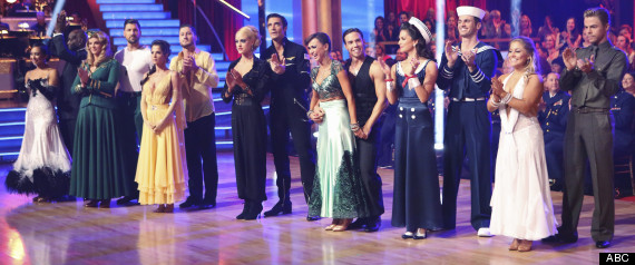 DANCING WITH THE STARS DOUBLE ELIMINATION