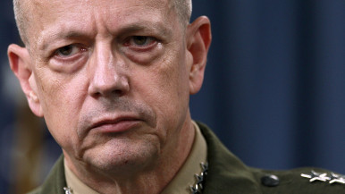 General's Emails More Than 'Flirtatious'