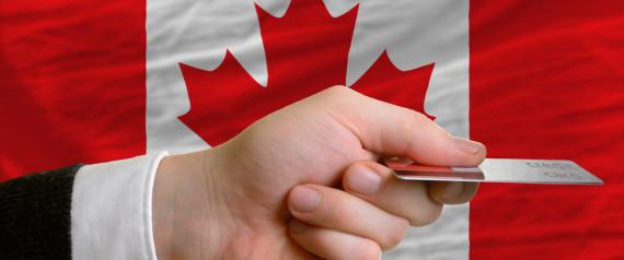 CANADA DEBT LOAD