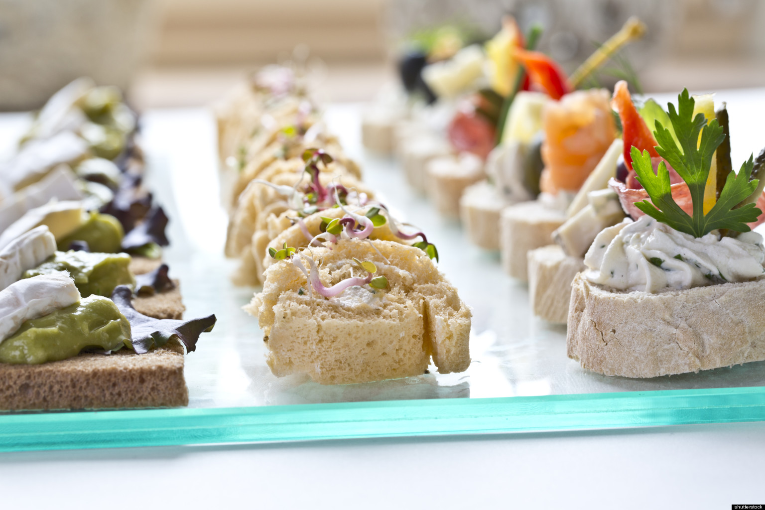 Snacks for teen gatherings