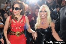 Fact Or Fiction? Versace Rumoured To Be Designing Lady Gaga's Tour Costumes