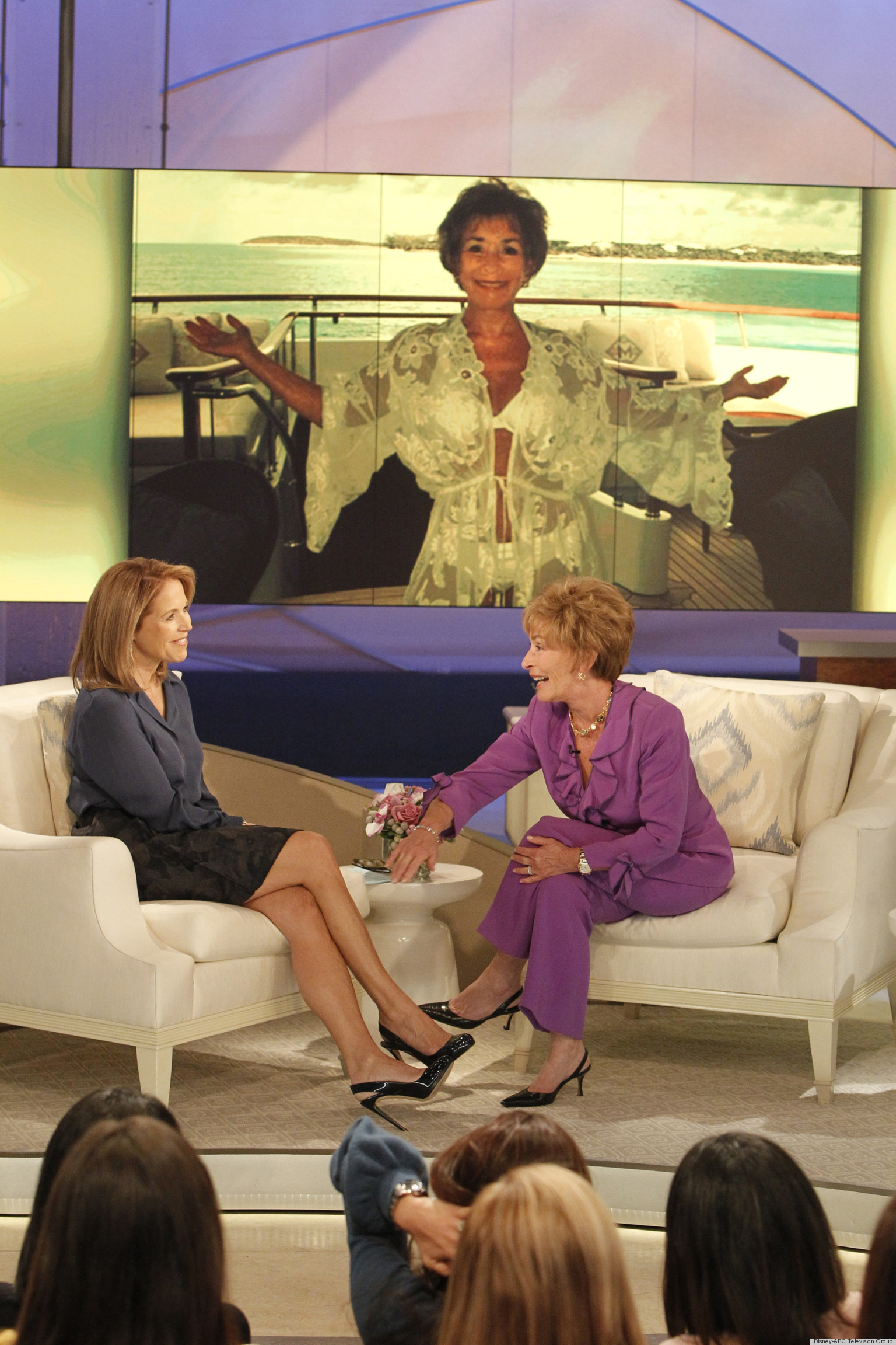 judy sheindlin interview
