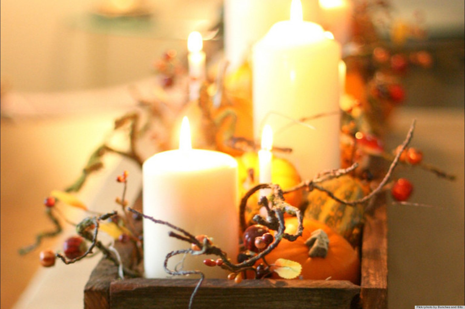 Thanksgiving Centerpiece Ideas: Get Inspired With These Table Displays  (PHOTOS) | HuffPost