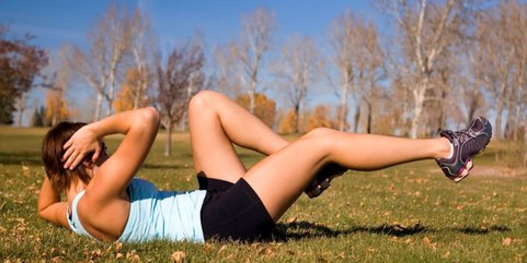 20 Tricks For A More Effective Ab Workout Huffpost