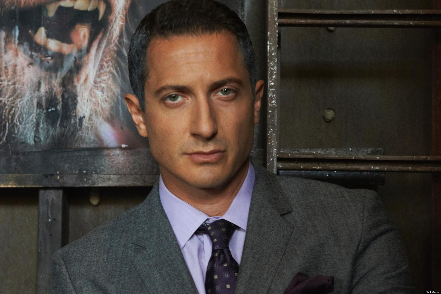"Sasha Roiz On This Week's 'Grimm' Episode: ""Huge"" Reveals ..."