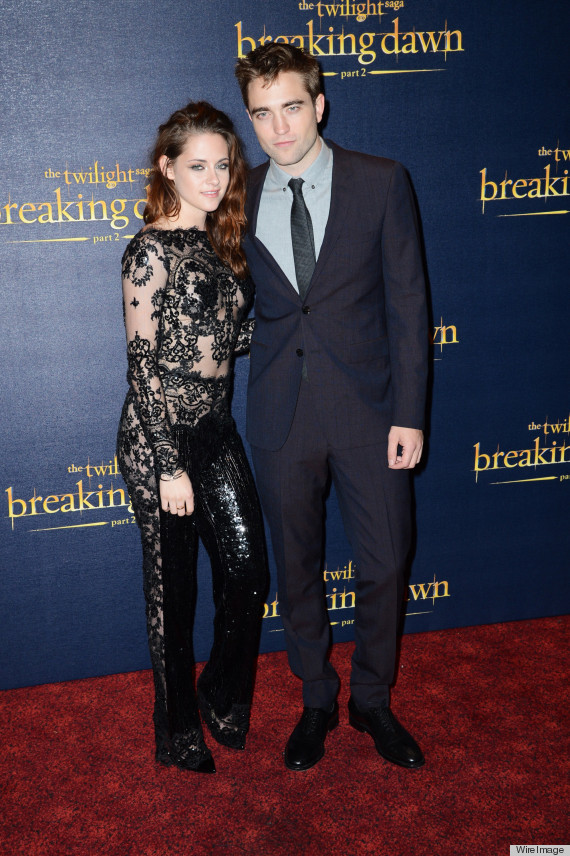 view beautiful images download images Images Kristen Stewart Goes Sheer In A Sparkly Jumpsuit At The 'Breaking Dawn' Premiere (PHOTOS) | Huffington Post