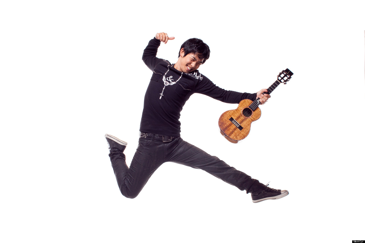 Jake Shimabukuro On His Ukulele Heroes, u0026#39;Rolling In The Deep,u0026#39; And His Dream Song To Cover ...