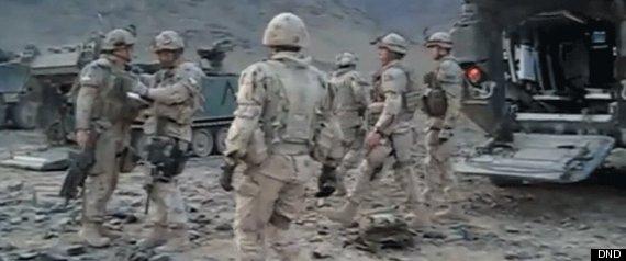 DARRYL WATTS COURT MARTIAL VIDEO