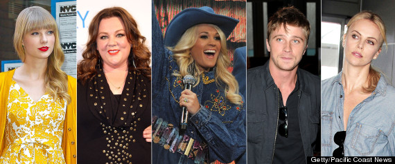 CELEBRITIES WHO GREW UP ON FARMS